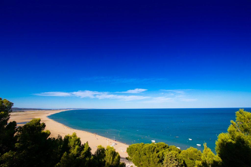 Mer Méditerranée Plateau Leucate